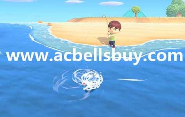 Animal Crossing: New Horizons fishing information