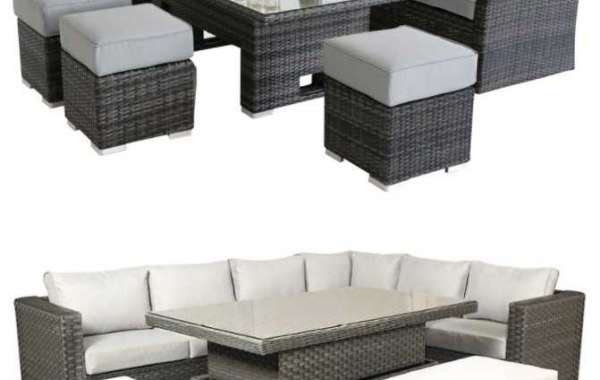 Several Reasons to Choose Outdoor Rattan Set for Your Garden