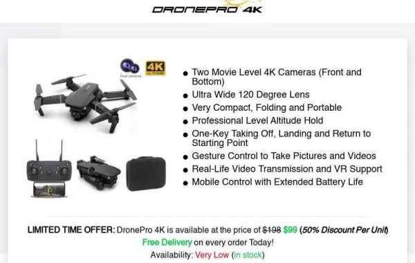 DronePro 4K – Is It Best Drone Under My Budget?