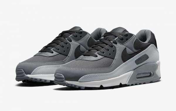 "Nike Air Max 90 ""Cool Grey"" DC9388-003 Detailed!"
