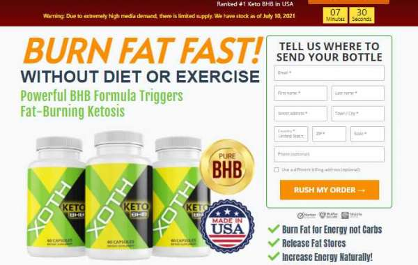 Xoth Keto BHB - Where To Buy in The USA?