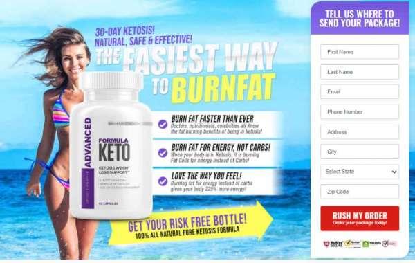 What Are The Advanced Formula Keto Pills